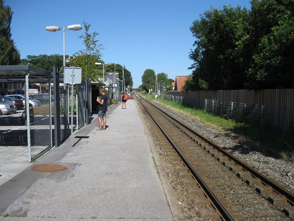 hjortshøj-station