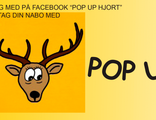 Pop-up i pinsen